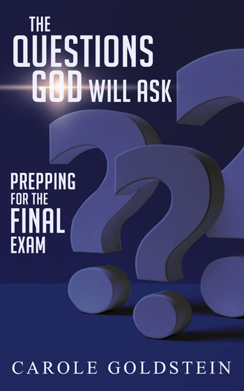The Questions God Will Ask, Prepping For The Final Exam